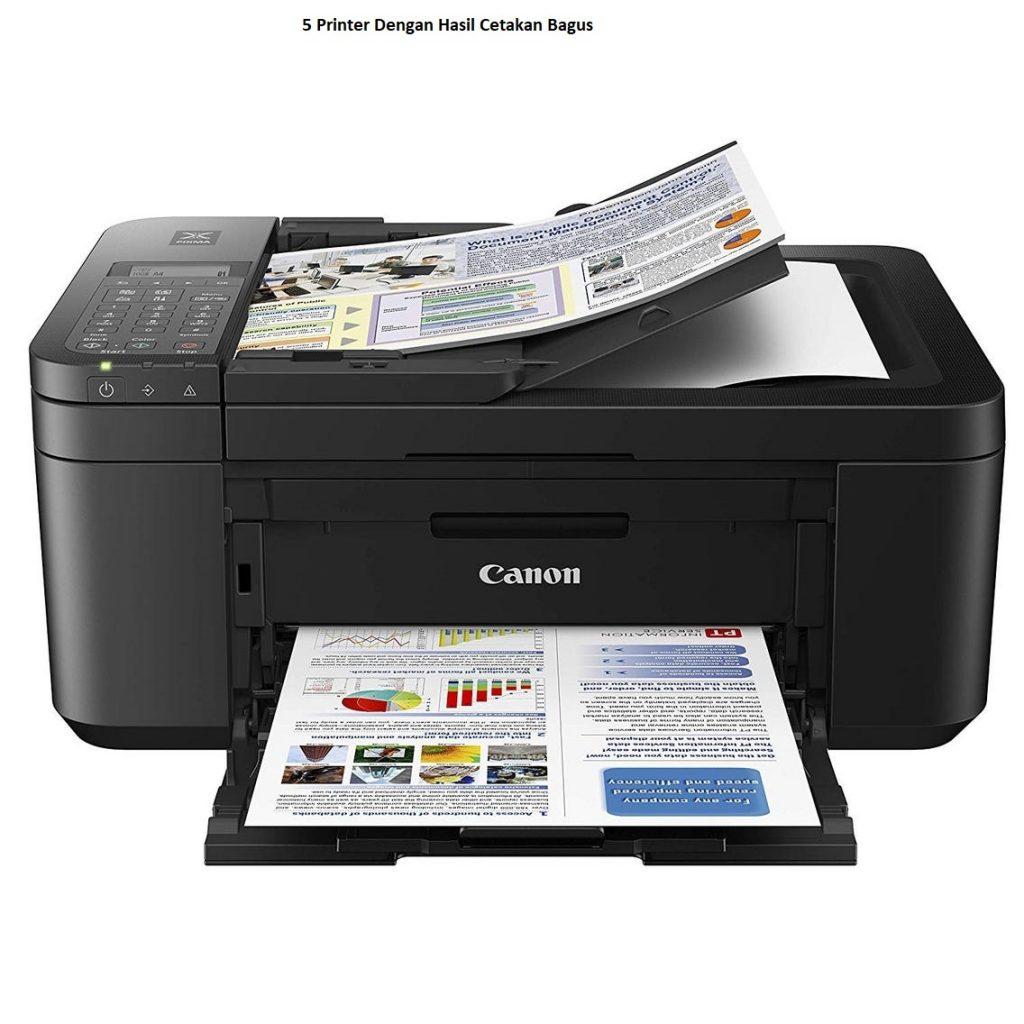 5 Printer Dengan Hasil Cetakan Bagus
