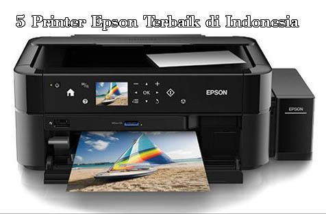 5 Printer Epson Terbaik di Indonesia