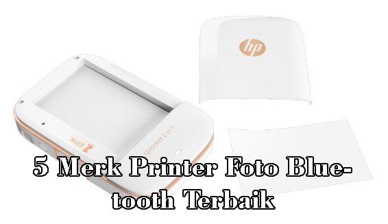 5 Merk Printer Foto Bluetooth Terbaik