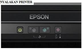 Nyalakan Printer