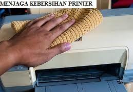 Menjaga Kebersihan Printer