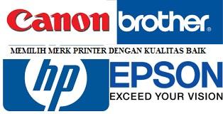 Memilih Merk Printer yang Berkualitas Baik